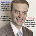 Matus Kmit Pioneers Nitaai Meditation in Switzerland