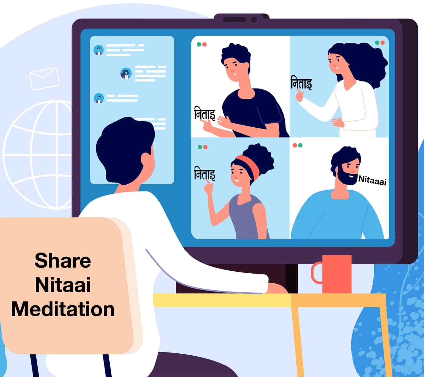 Share Nitaai Meditation